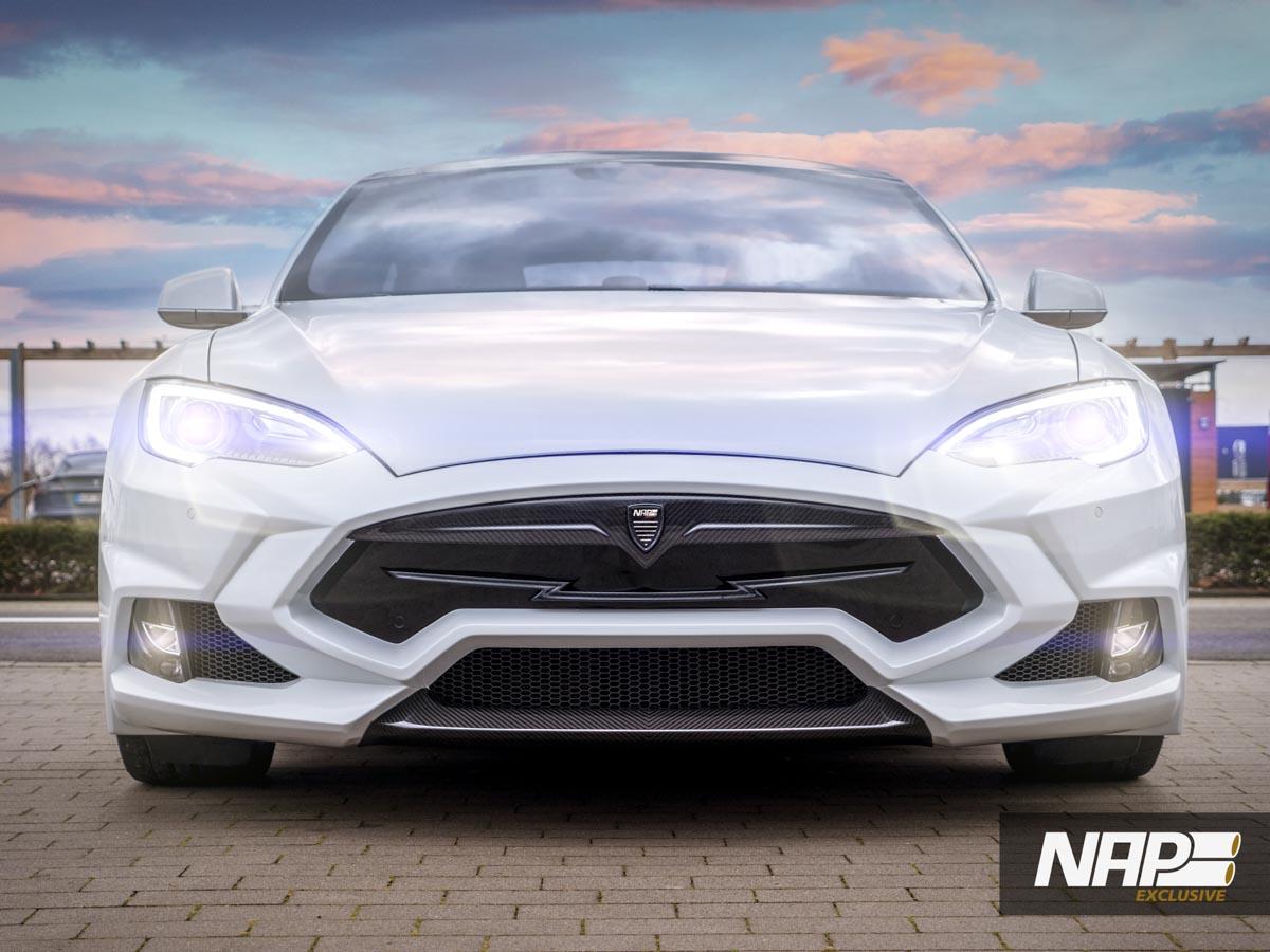 NAP Exclusive Tesla Model S 01l