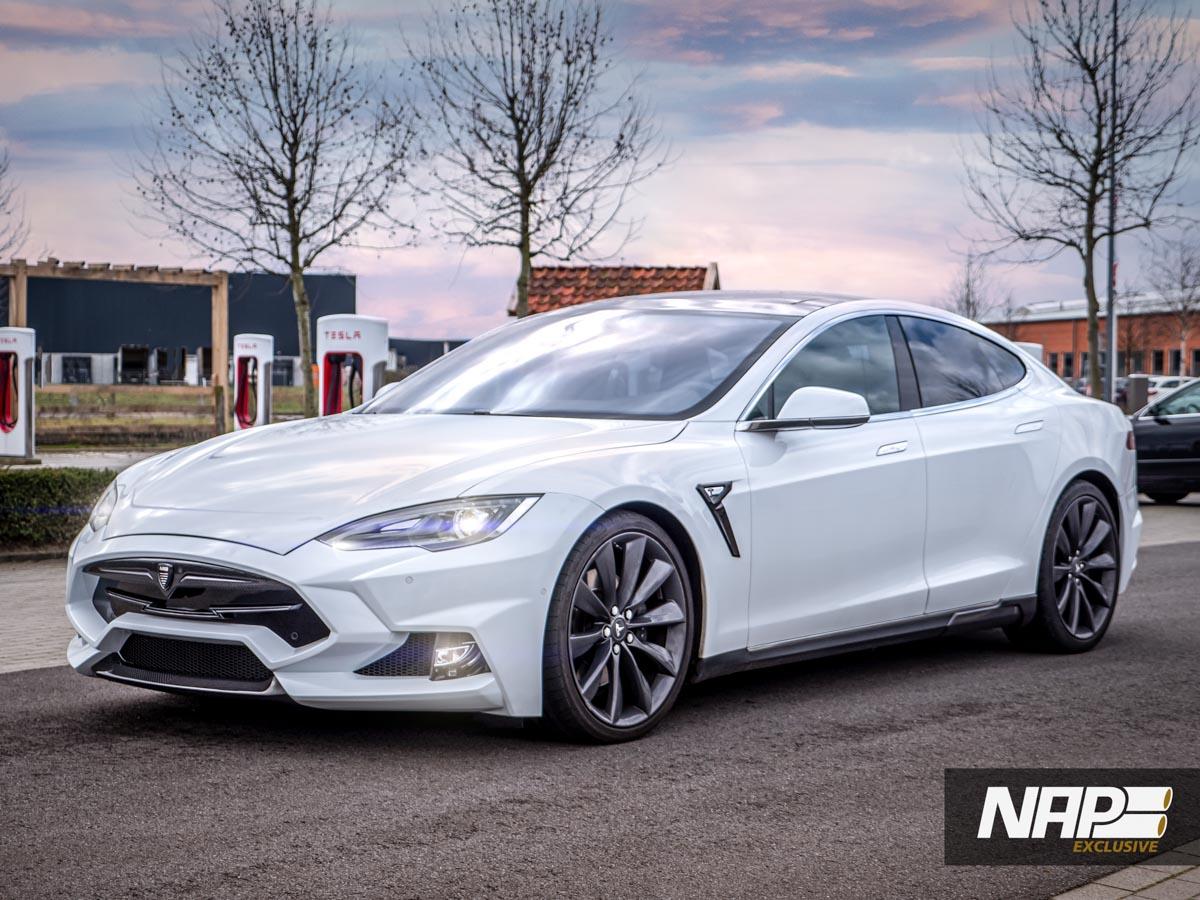 NAP Exclusive Tesla Model S 02l