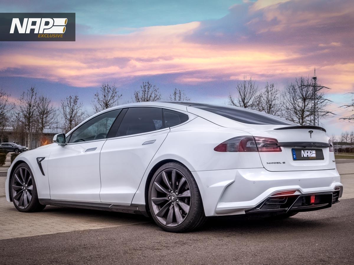 NAP Exclusive Tesla Model S 04l