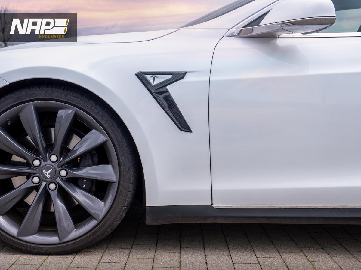 NAP Exclusive Tesla Model S 10l