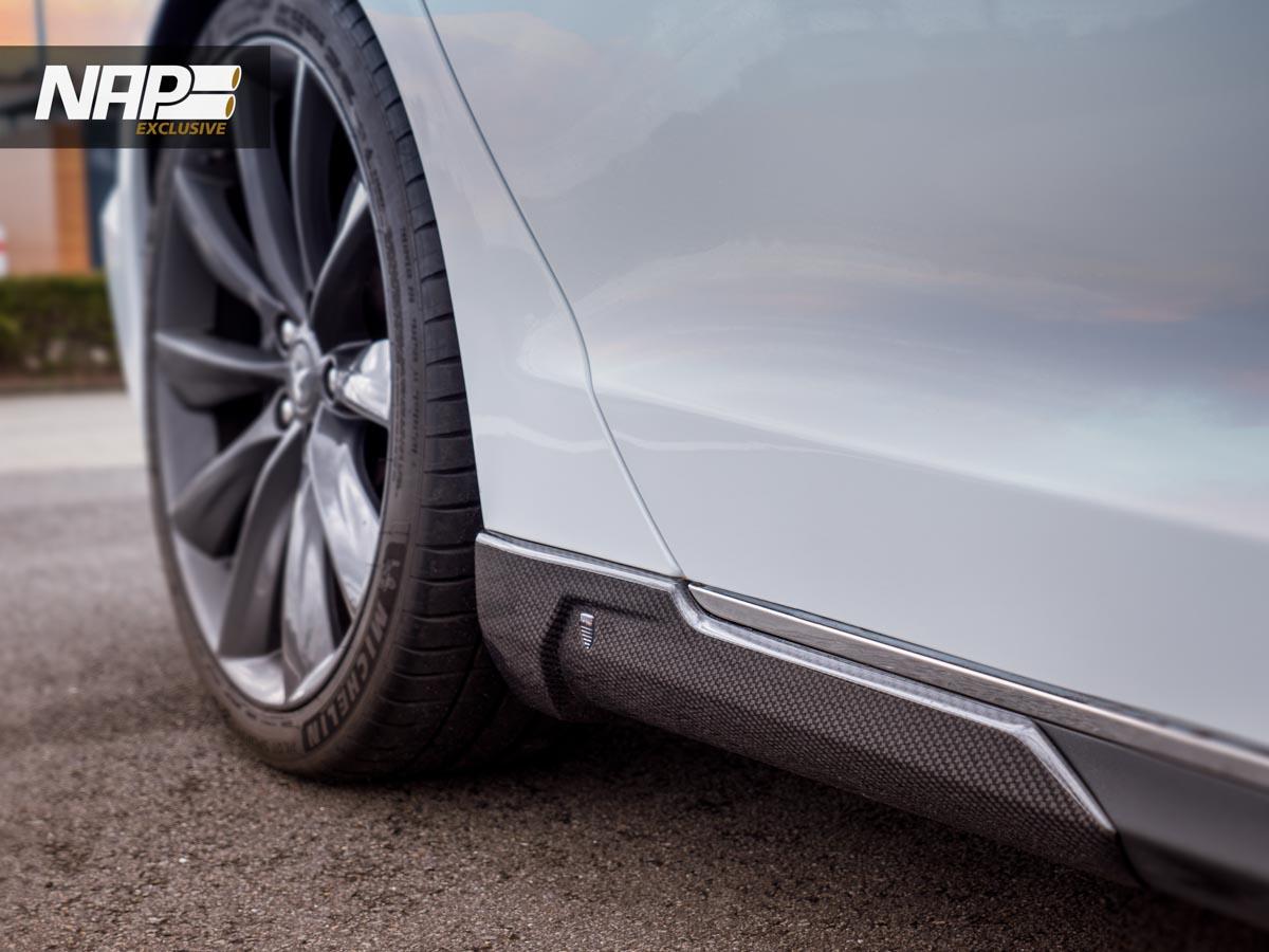 NAP Exclusive Tesla Model S 13l