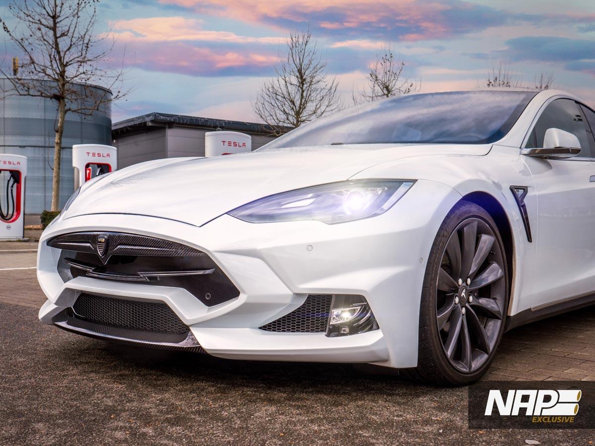 NAP Exclusive Tesla Model S 15l