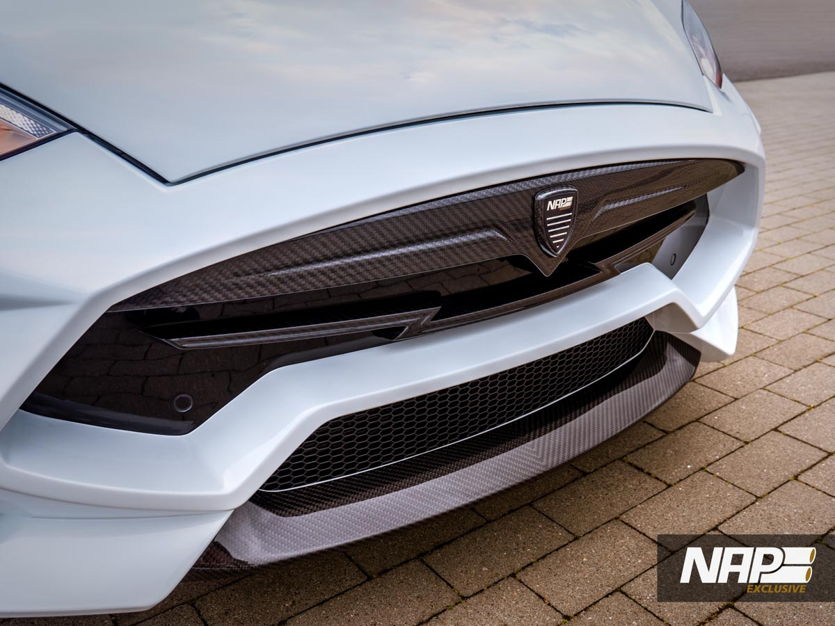 NAP Exclusive Tesla Model S 17l