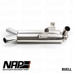 NAP Sportaupuff Buell A EDS 4