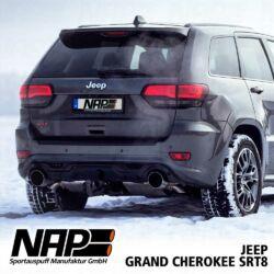 NAP Sportaupuff Jeep GC STR8 hinten1