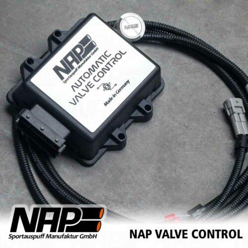 NAP Sportaupuff Valve Control 2