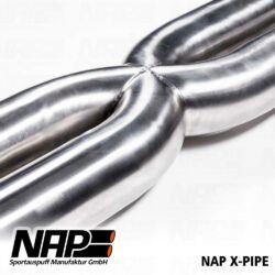 NAP Sportaupuff X Pipe