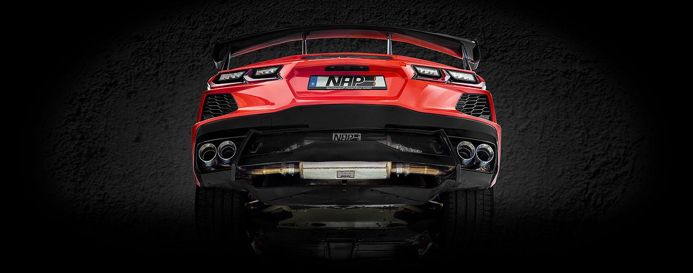 NAP Sportauspuff Corvette C8 web product v2
