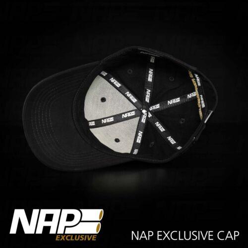 NAP Sportauspuff Exclusive CAP black 5