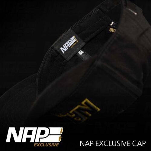 NAP Sportauspuff Exclusive CAP black 6