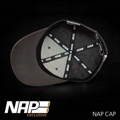 NAP Sportauspuff Exclusive CAP grey 11