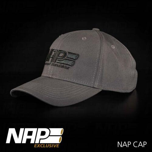 NAP Sportauspuff Exclusive CAP grey 8