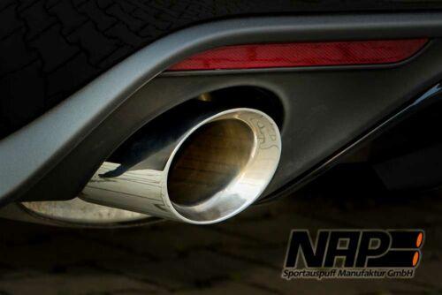NAP Sportauspuff Ford Mustang 3